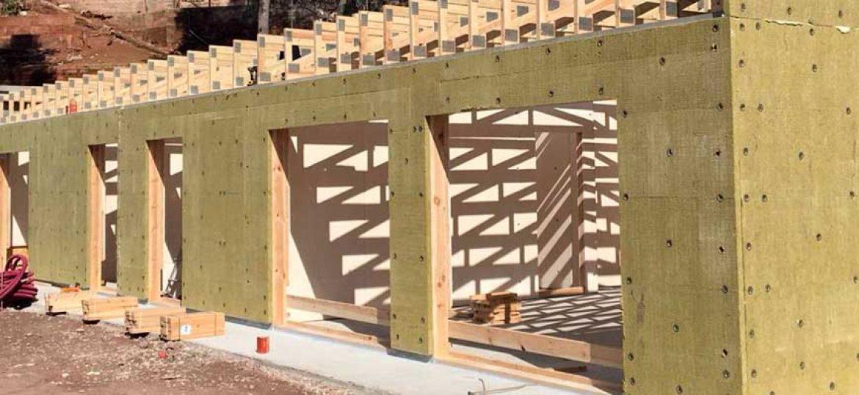 instalación de casas prefabricadas